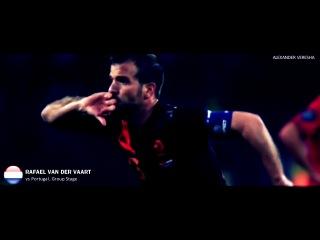 10 лучших голов евро 2012