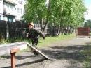 Соревнования по Пожарно-прикладному спорту.ПЧ-61 Полярные Зори.(Кандалакша).