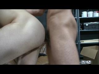 Men.com | str8 to gay. flashcard foreplay