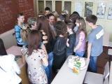 Последний день учебы, 11-А и любимая Ирина Анатольевна