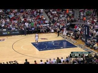 NBA Playoffs 2012 / East / 1st Round / Game 1 / 29.04.2012 / Boston Celtics vs. Atlanta Hawks 2
