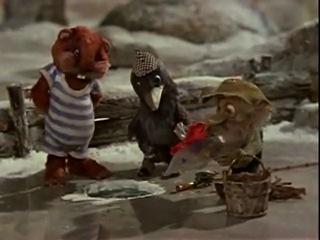 Дядюшка Ау (все выпуски) 1979 Мультфильм СССР