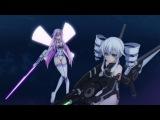 Choujigen Game Neptune the Animation / Гиперпространственная Нептуния - 5 серия [озвучка Cuba77]