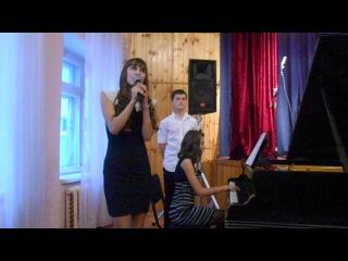 Christina Agilera-Hurt (cover)