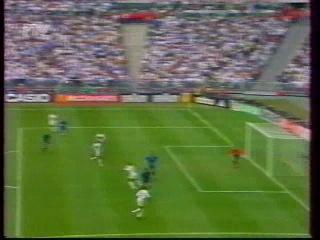 Чемпионат мира 1998/ Четвертьфинал/ Италия - Франция