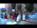 Танец 11-го класса на выпускном вечере