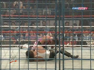 Bret Hart vs. Diesel - [WWF - In Your House 6: Rage In A Cage][18.02.1996]