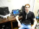 Valer den Bit - Приглашение на Живые Игры L-Radio 104.9 FM (24.09.12)