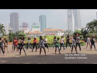 Just another boy (team b) dance cover project (vietnam)