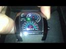 Гоночные Часы со Спидометром STREET RACER