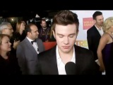Chris Colfer talks about Demi Lovato | Trevor Live 2013