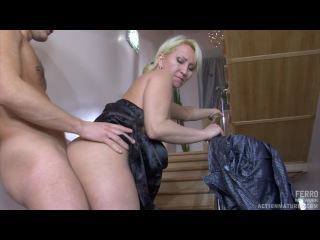 Ferro Network: Ottilia Jerry Action Matures (mature, MILF, BBW, мамки порно со зрелыми