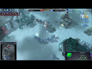 Корея 2.0: WCS 2013 Season 3 PreL Ro16 Group D Part 1