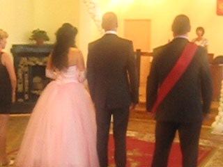 свадьба лудшей подружки