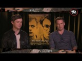 Daniel Radcliffe, Michael C. Hall & Dane Dehaan Uncensored on Kill Your Darlings