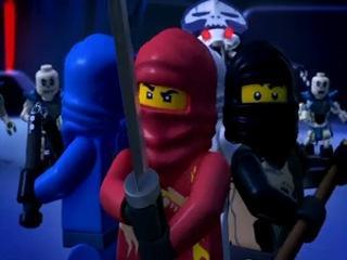 Лего ниндзя го 4 - Оружие судьбы