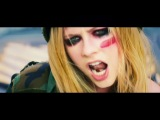 Avril Lavigne - RockNRoll (веселый клип)