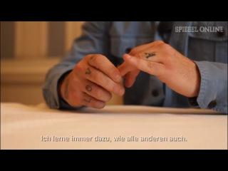 Робби Уильямс на немецком тв 6 сентября 2012 (2)