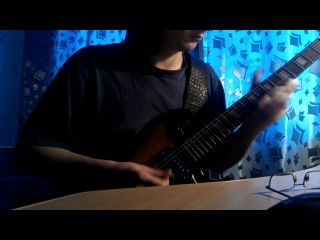 Scar Symmetry - Chaosweaver (solo cover)