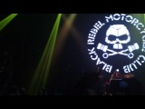 BRMC - Beat The Devil's Tattoo (live in Moscow 05.09.2013)