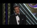 Мэрил Стрип получает Оскар за лучшую женскую роль в фильме Железная леди 2012