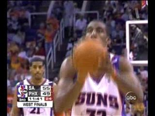 Финал запада 2004-2005, игра 1, San Antonio Spurs @ Phoenix Suns (22.05.2005)