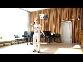 Родюкова Анна - Песенка про папу