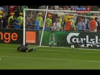 Евро 2012 Португалия - Испания 0-0 (серия пенальти 2-4)