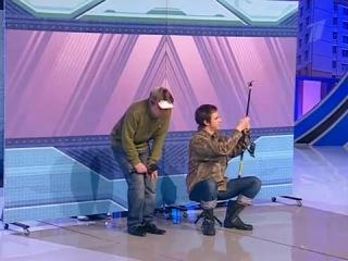 КВН / Парапапарам - С сыном на рыбалке...