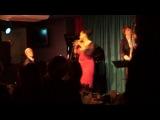 На концерте Debora Devis