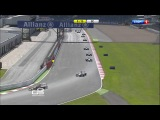 GP3 Round 3 Сильверстоун Гонка 1