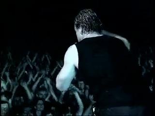 Rammstein - Ich will (Berlin, 18.05.2001)