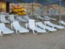 Пляж Мыса меганом!Чистая вода,чистый пляжВ итоге загорелое тело,хорошее настроение!)