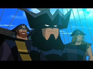 Бэтмен: Отважный и Смелый 3 сезон 6 серия / Бэтмен: Отвага и Смелость 3x06 / Batman: The Brave And The Bold 3x06 [HD]