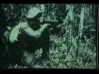 Поле боя Вьетнам - Война в джунглях. Часть 2.