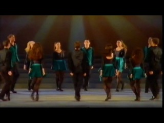 Ирландские танцы. RiverDance - Reel Around The Sun