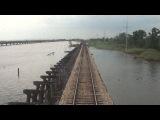 Железные дороги США-Новый Орлеан-Хаммонд,штат Луизиана.