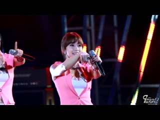 [FANCAM] 130525 Nine Muses- Ticket (Sera Focus) @ Jeonju Love Concert