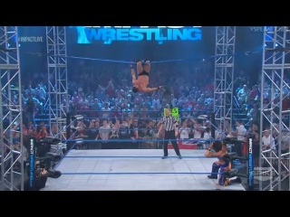Ultimate X match Austin Aries promo - TNA Impact,14.06.2012