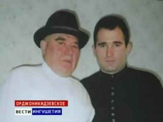 Герой России подполковник ОРУ СЗКСиБТ ФСБ РФ Калиматов А.М. (2012)