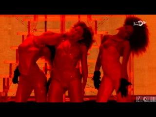 Beyoncé performs 'Naughty Girl' F1 Rocks I Am World Tour HD 720p