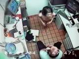 Обыск с раздеванием в подсобке (съёмки скрытой камерой)