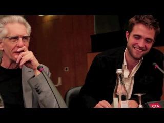 Cosmopolis Press Conference in Lisbon (29.05.12)(часть 1)
