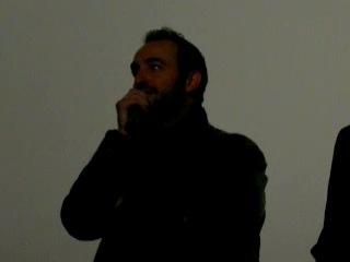 Жан Дюжарден на предпремьерном показе