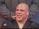 John Cena Kurt Angle segment | WWE SmackDown 24/06/2004