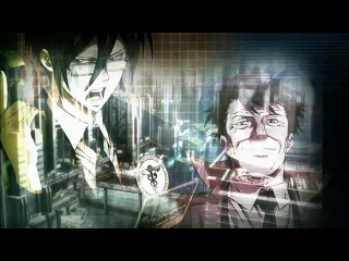 PSYCHO-PASS ED#1 - day ver.