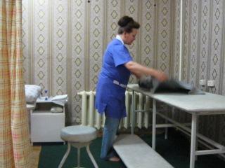 Санаторий Пушкино. Массажный кабинет