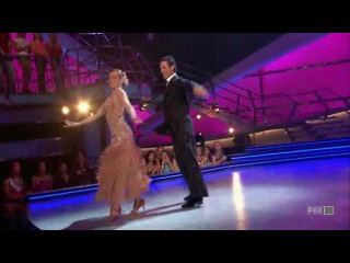 SYTYCD (US) S2 - Top 18 - Foxtrot - Jaymz Jessica by Mary Murphy