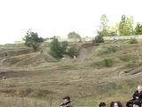 Кременная 02.10.11 Коляски ЧУ 7-й этап 1-й заезд ксв