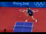 Tiago Apolonia vs Lin Ju (Olympics 2008)